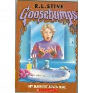 My Hairiest Adventure (Goosebumps-26)