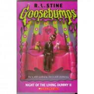 Night Of The Living Dummy II (Goosebumps-31)