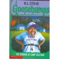 The Horror At Camp Jellyjam (Goosebumps-33)