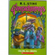 Calling All Creeps (Goosebumps-50)