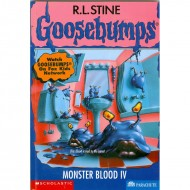 Monster Blood IV (Goosebumps-62)