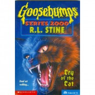Cry Of The Cat (Goosebumps Series 2000-1)