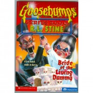 Bride Of The Living Dummy (Goosebumps Series 2000-2)