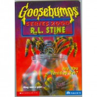 Are You Terrified Yet (Goosebumps Series 2000-9)