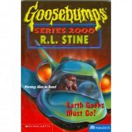 Earth Greek Must Go (Goosebumps Series 2000-24)