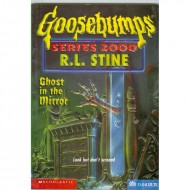 Ghost In The Mirror (Goosebumps Series 2000-25)
