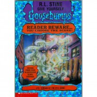 Scream Of The Evil Genie (Give Yourself Goosebumps-13)