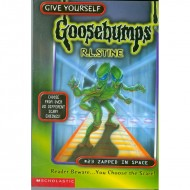 Zapped In Space (Give Yourself Goosebumps-23)