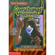 Night Of The Thousand Claws (Give Yourself Goosebumps-28)