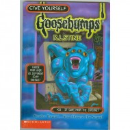 It Came From The Internet (Give Yourself Goosebumps-33)