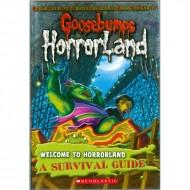 Welcome To Horrorland (Goosebumps-Horrorland)