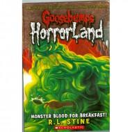 Monster Blood For Breakfast (Goosebumps-Horrorland 03)