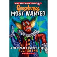 A Nightmare on Clown Street (Goosebumps Most Wanted-7)