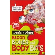 Blood Bones and Body Bits - Horrible Science