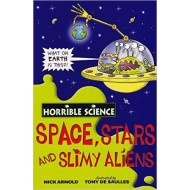Space Stars and Slimy Aliens - Horrible Science