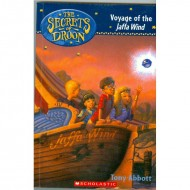 Voyage Of The Jaffa Wind (Secrets Of Droon-14)