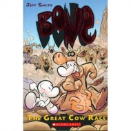 The Great Cow Race (Graphix) - Bone 2