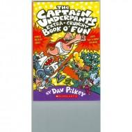 The Captain Underpants Extra-Crunchy Book O Fun
