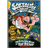 The Captain Underpants The Fifth Epic Novel