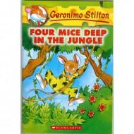 Four Mice Deep In The Jungle (Geronimo Stilton-5)