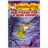 Red Pizzas For A Blue Count (Geronimo Stilton-7)
