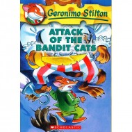 Attack Of The Bandit Cats (Geronimo Stilton-8)