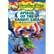 Attack Of The Bandit Cats (Geronimo Stilton-8)