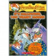 Its Halloween You Fraidy Mouse (Geronimo Stilton-11)