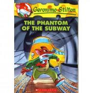 The Phantom Of The Subway (Geronimo Stilton-13)
