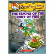 The Temple Of The Ruby Of Fire (Geronimo Stilton-14)