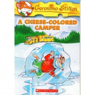 A CheeseColored Camper (Geronimo Stilton-16)