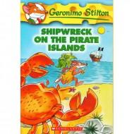 Shipwreck On The Pirate Islands (Geronimo Stilton-18)