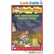 The Mysterious Cheese Thief (Geronimo Stilton-31)