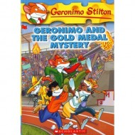 Geronimo And The Gold Medal Mystery (Geronimo Stilton-33)