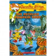 The Peculiar Pumpkin Thief (Geronimo Stilton-42)
