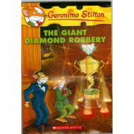 The Giant Diamond Robbery (Geronimo Stilton-44)