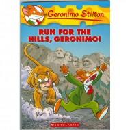 Run For The Hills Geronimo (Geronimo Stilton-47)