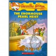 The Enormouse Pearl Heist (Geronimo Stilton-51)
