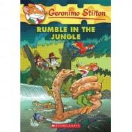 Rumble In The Jungle (Geronimo Stilton-53)