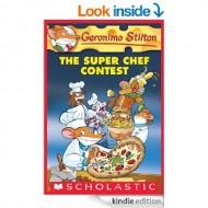 The Super Chef Contest (Geronimo Stilton-58)