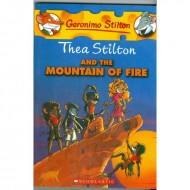 Thea Stilton And The Mountain Of Fire (Geronimo Stilton-2)