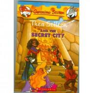 Thea Stilton And The Secret City (Geronimo Stilton-4)