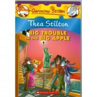 Thea Stilton Big Trouble In The Big Apple (Geronimo Stilton-8)