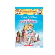 Thea Stilton And The Lost Letters (Thea Stilton-21)