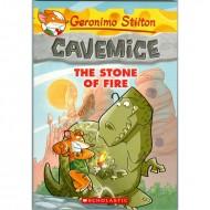 The Stone of the Fire (Geronimo Stilton,Cavemice-1)