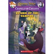 Treasure of The Vampire (Geronimo Stilton,Creepella Von Cacklefur-4)
