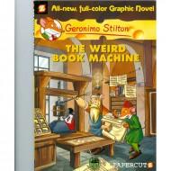 The Weird Book Machine, Geronima Stilton-7(Graphic)