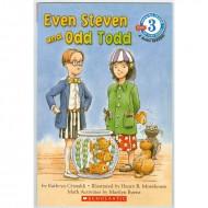 Even Steven And Odd Todd - Scholastic Reader 3