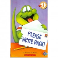 Please Write Back - Scholastic Reader 1