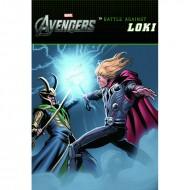 The Avengres Battle Against Loki